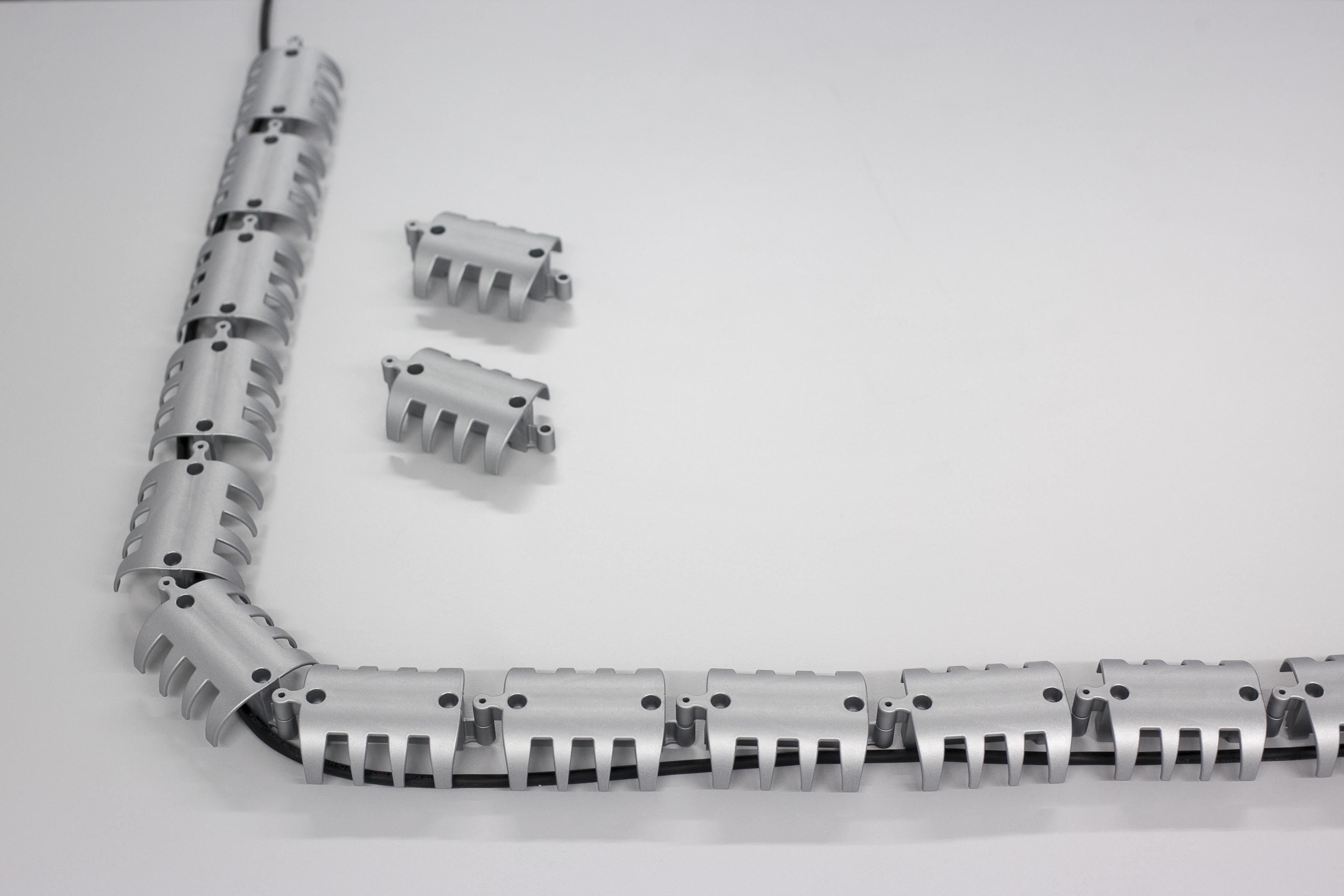 Kabelspirale horizontal CKHO