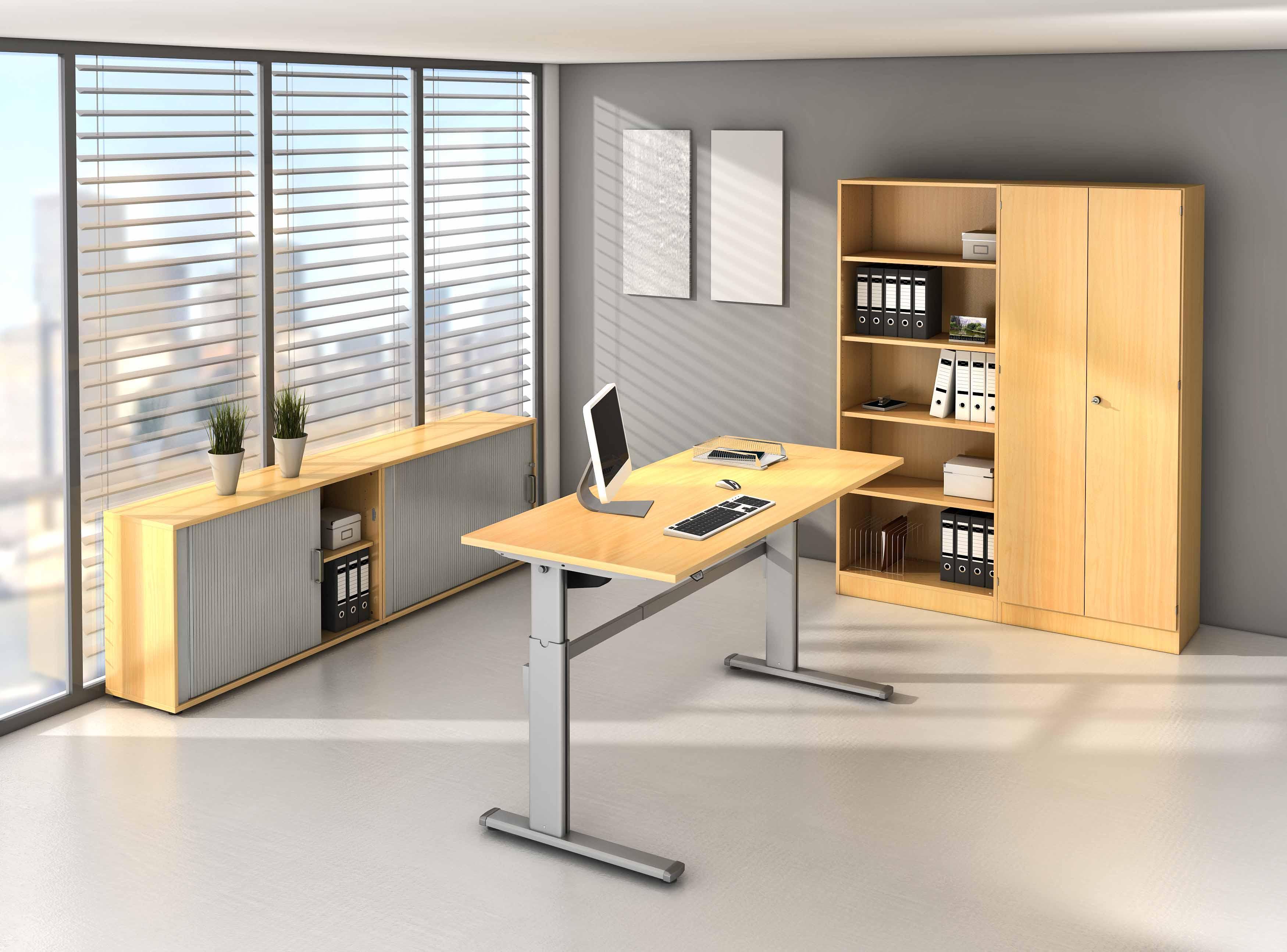 höhenverstellbarer Schreibtisch XMKA