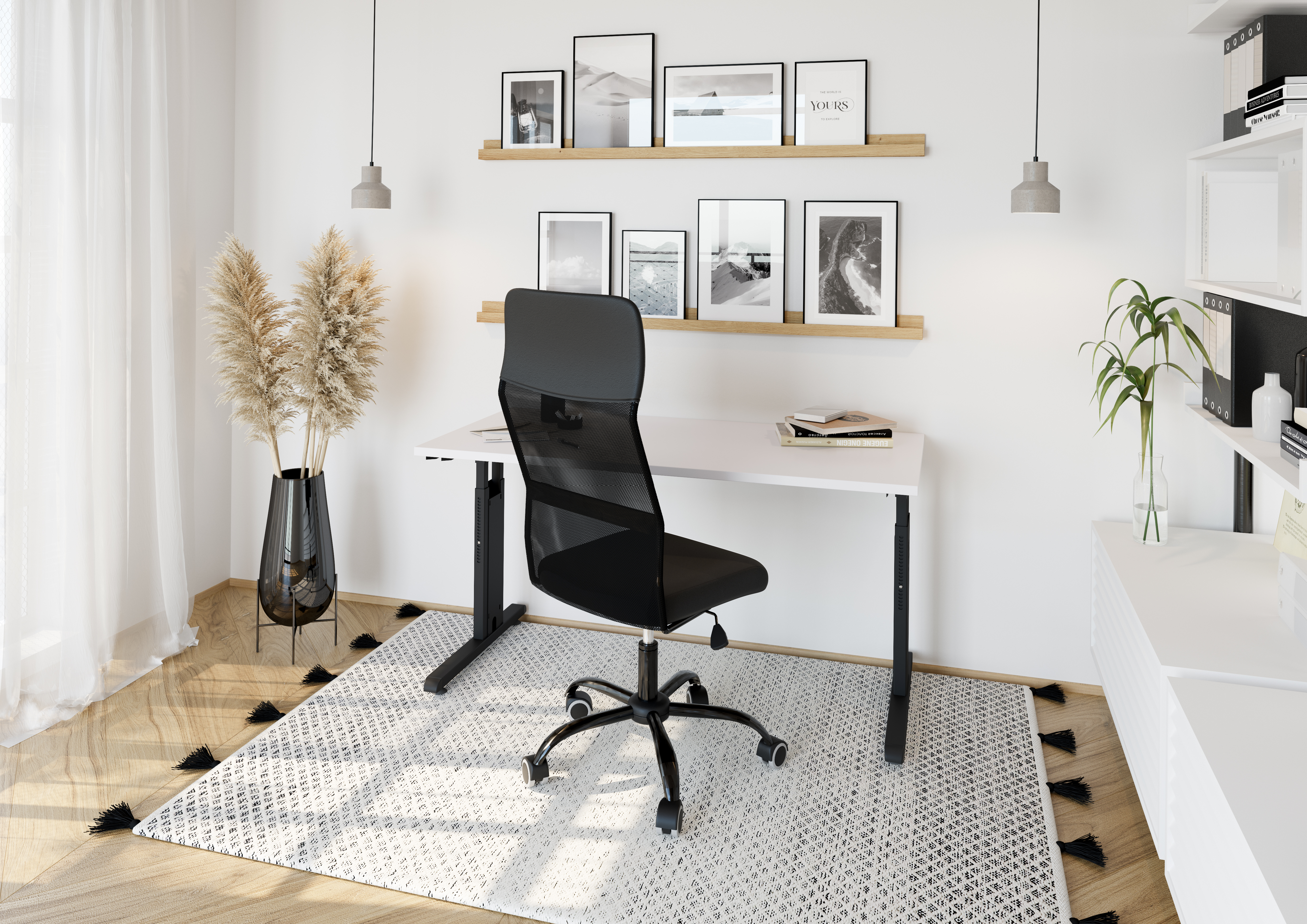 Mini-Office Schreibtisch O